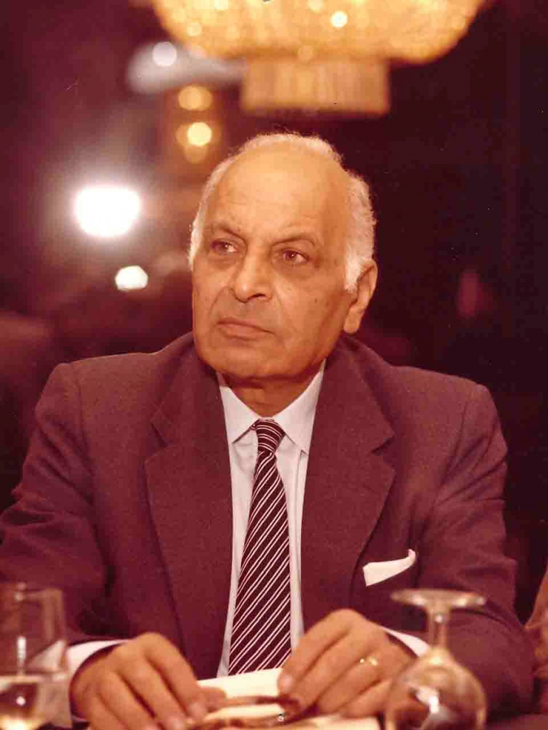 Mr. Aphlaton Khandji